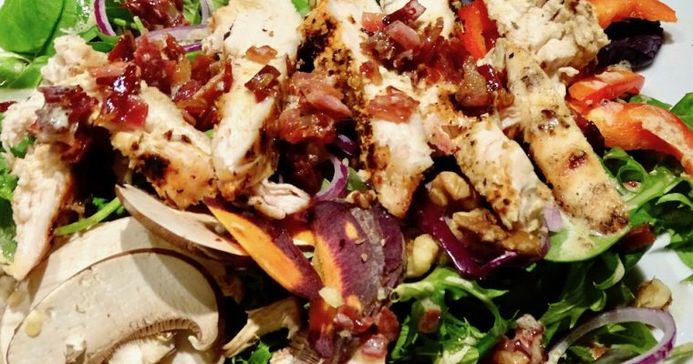 Better with Bacon Chicken Salad
