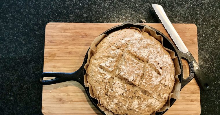Gluten-free Farm Loaf Bread