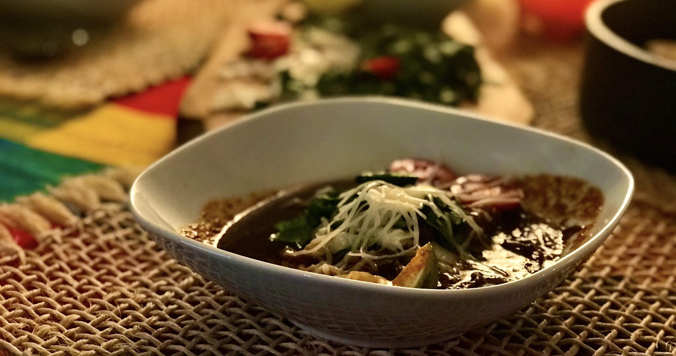 Authentic Birria Soup
