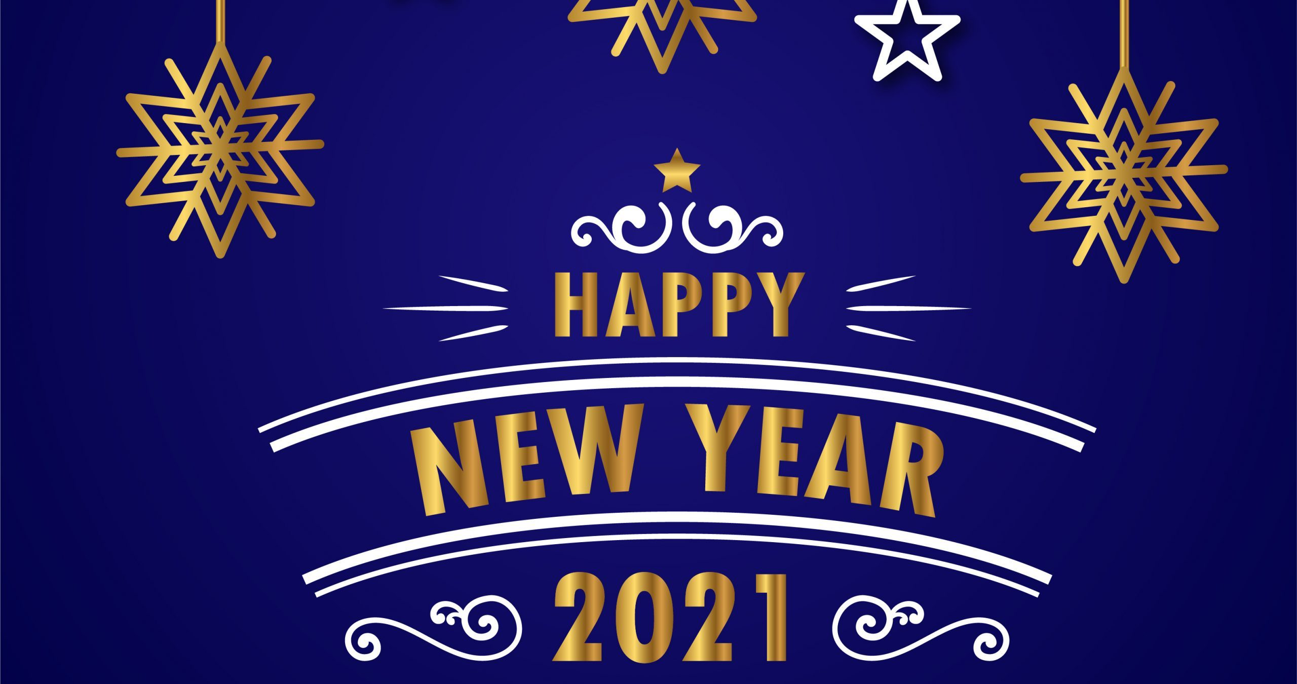 January 2021: Welcome to a New & Exciting 2021