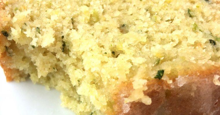 Lemon-Lime Zucchini Bread