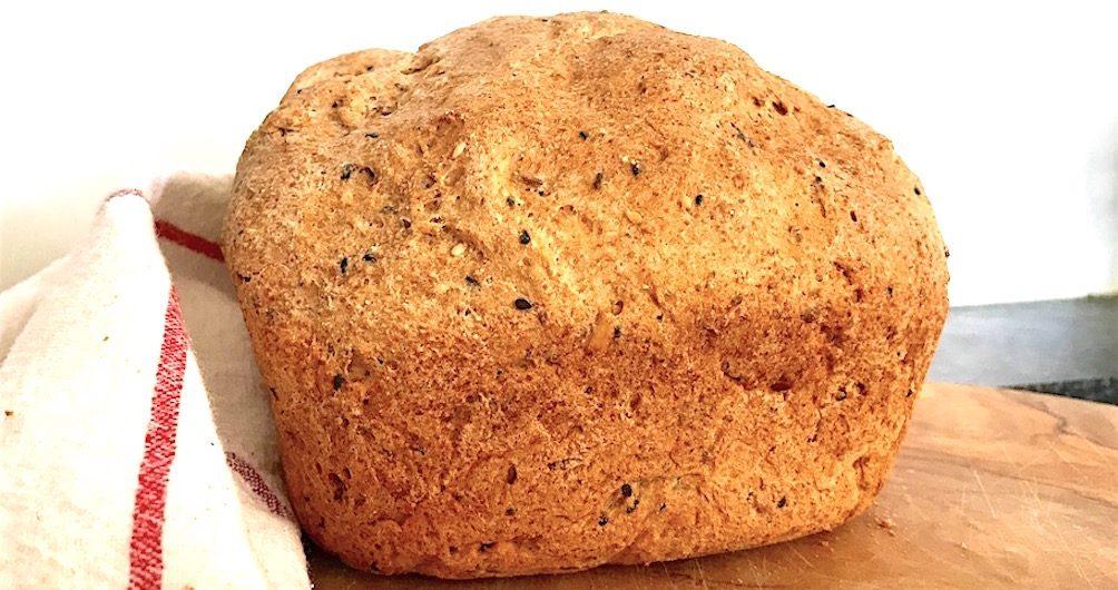 Oven Baked Grain Free Century Bread!